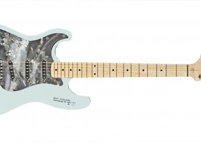Guitar: tribute to Hendrix