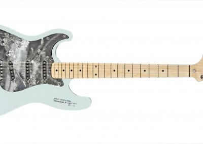 Guitare: hommage à Hendrix